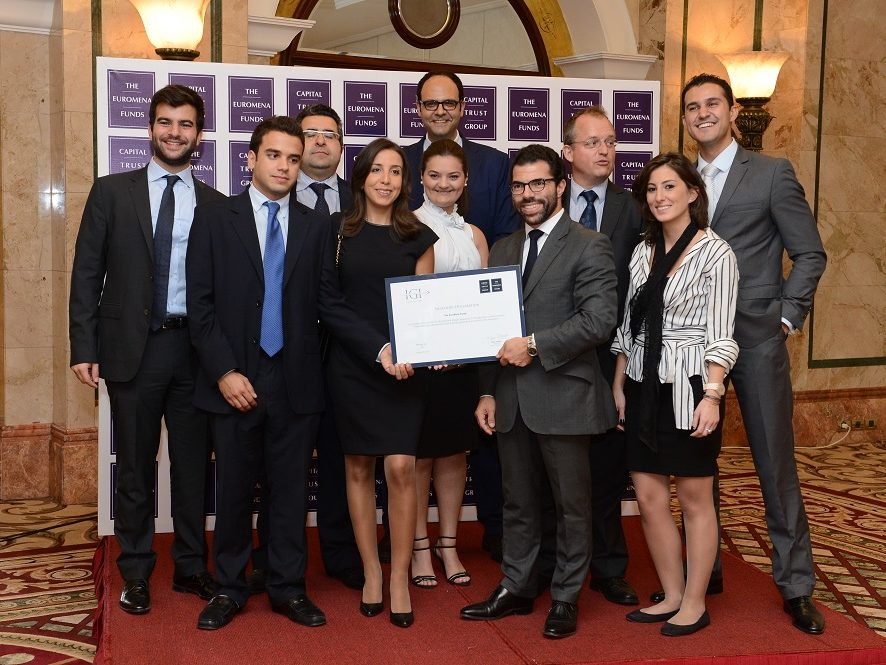 The EuroMena Funds Becomes the Investors for Governance & Integrity's IGI's First Signatory